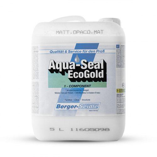 Однокомпонентный акрилово-полиуретановый лак на водной основе «Berger Aqua-Seal EcoGold»