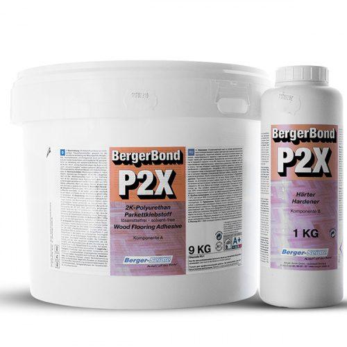 Двухкомпонентный полиуретановый клей «Berger Bond P2X»